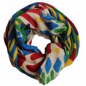 Echarpe laine Brazza classic primaire