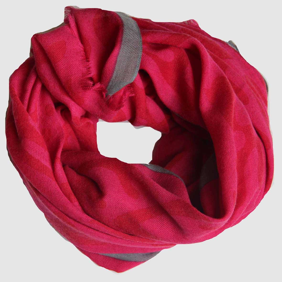 Echarpe XL Kolam - Rose