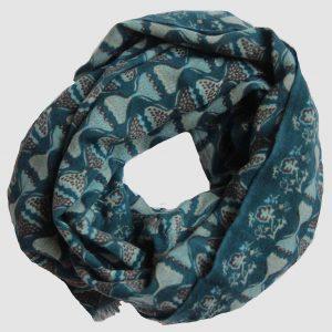 Echarpe Gypsi - Bleu