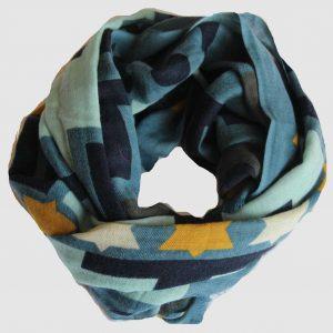 Echarpe Atakama - Bleu