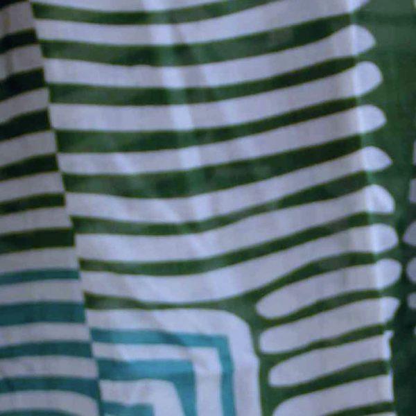 echarpe-coton-spirit-vert-1