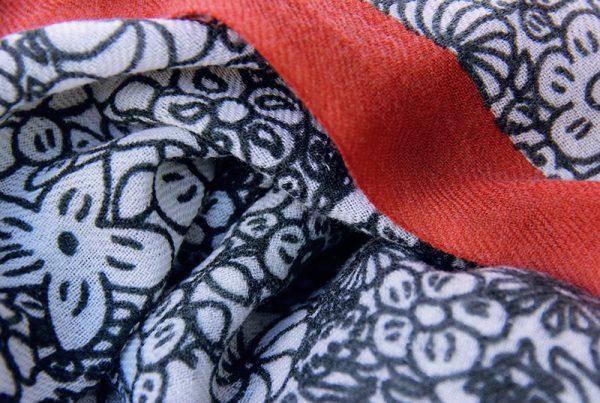 echarpe-laine-botany-orange-1
