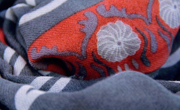 echarpe-laine-jaipur-peacok-orange-1