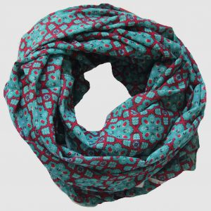 Foulard Marrakech - Rouge