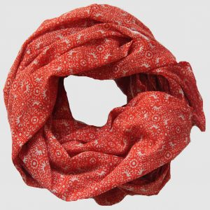 Foulard Source - Orange