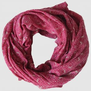 Foulard Source - Rose