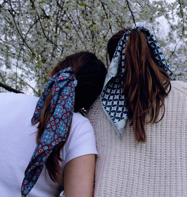 foulard soie mini-emiko-bleu-1