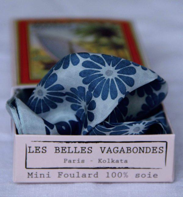 foulard soie mini-kyoto-bleu-1