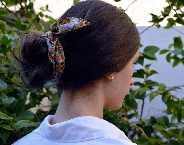 foulard soie mini-marrakech-jaune-5