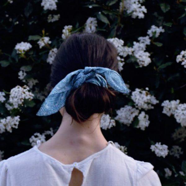 foulard soie mini-source-bleu-1